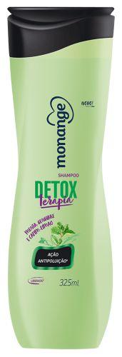 Shampoo Monange DetoxTerapia 350ml