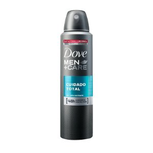 Desodorante Dove Aerosol Men+Care Cuidado Total 150ml