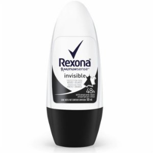 Desodorante Rexona Roll-On Invisible 50ml