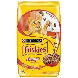 Ração para Gatos Friskies Adulto Frango 1kg
