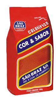 Colorífico São Braz 100g