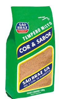 Colorau São Braz Misto 100g