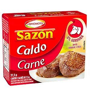 Caldo Sazón Carne 37,5g