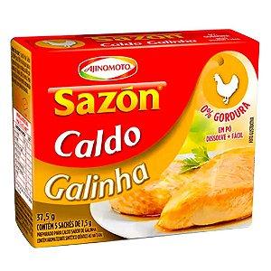 Caldo Sazón Galinha 37,5g
