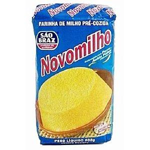 Flocos de Milho Novomilho 500g