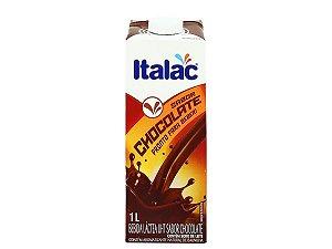 Bebida Láctea Italac Chocolate 1L