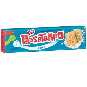 Biscoito Nestlé Passatempo Leite Bichos 150g