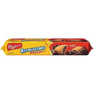 Biscoito Bauducco Recheadinho de Chocolate 104g