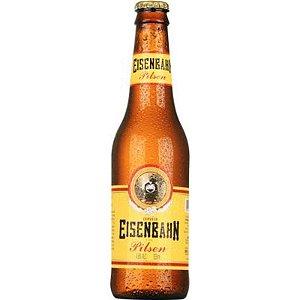 Cerveja Eisenbahn Pilsen Long Neck 355ml