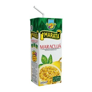 Suco Maratá Néctar Maracujá 200ml