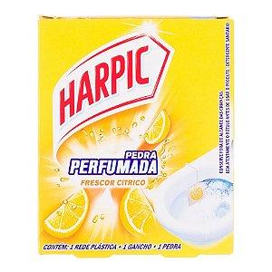 Desodorante sanitário Harpic Pedra Frescor Cítrico 20g