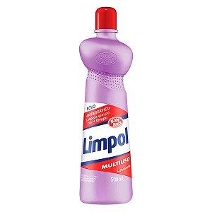 Limpeza Limpol Multiuso Lavanda 500ml