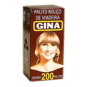 Palito Gina com 200un