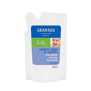 Sabonete Líquido Granado Glicerina Refil 250ml