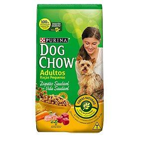 Ração para Cães Dog Chow Adulto Raças Pequenas 1kg