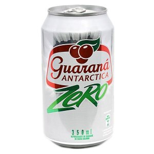 Refrigerante Guaraná Zero Lata 350ml