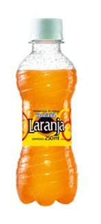 Refrigerante Indaiá Mini Laranja Pet 250ml