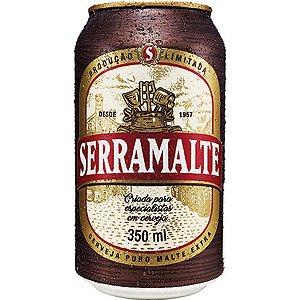 Cerveja Serramalte 350ml