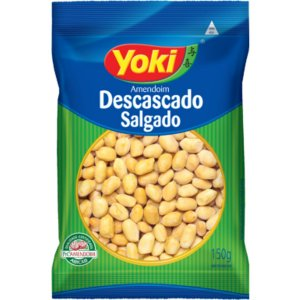 Amendoim Yoki Descascado 150g