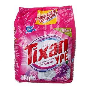 Detergente em pó Tixan Maciez saco 1kg