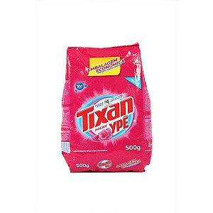 Detergente em pó Tixan Maciez saco 500g