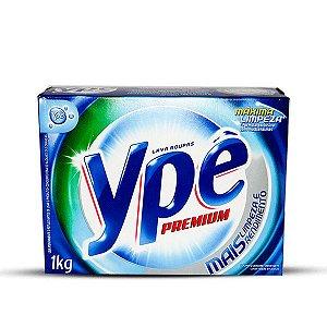 Detergente em pó Ypê Premium caixa 1kg