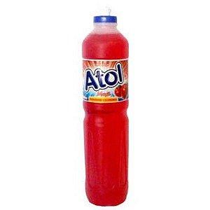 Detergente Líquido Atol Maçã 500ml