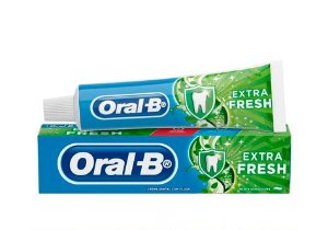 Creme Dental Oral B Extra Fresh 70g