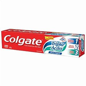 Creme Dental Colgate Tripla Ação Original 90g