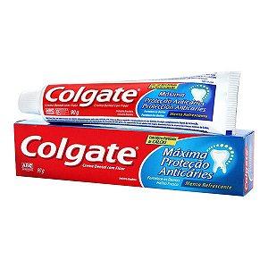 Creme Dental Colgate Maxíma Proteção 90g