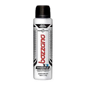 Desodorante Aerosol Bozzano Invisible 150ml