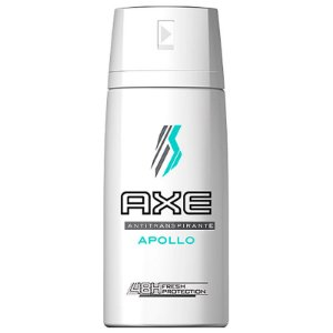 Desodorante Aerosol Axe Antitranspirante Apollo 152ml