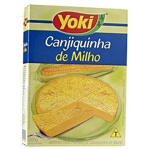 Canjiquinha de Milho Yoki 200g