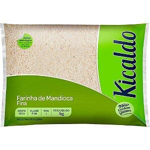 Farinha de Mandioca Kicaldo 1kg