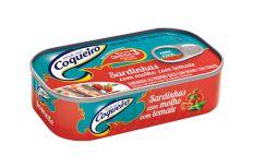 Sardinha Coqueiro com Molho de Tomate 83g