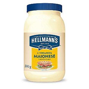 Maionese Hellmanns pet 500g