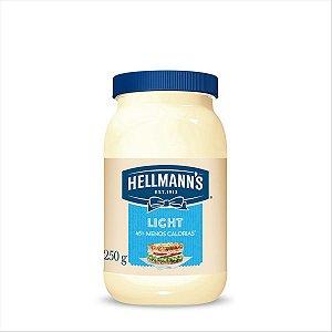 Maionese Hellmanns Light pet 250g