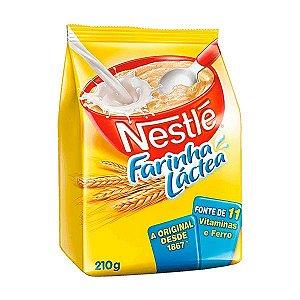 Farinha Láctea Nestlé Sachê 210g