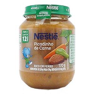 Alimento Infantil Nestlé Carne 170g