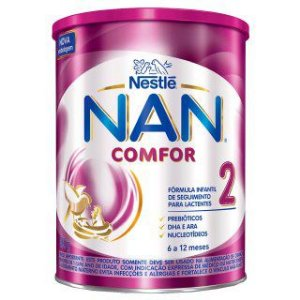 Composto Lácteo Nan Comfor 2 800g