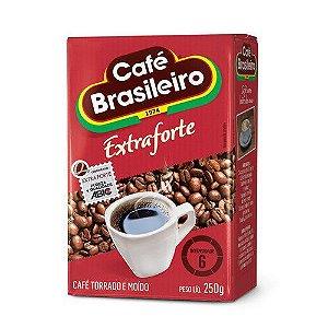 Café Brasileiro Extra Forte Vácuo 250g