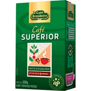 Café Brasileiro Superior Vácuo 250g