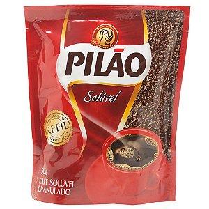 Café Pilão Solúvel Sachê 50g