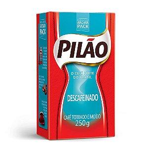 Café Pilão Descafeinado Vácuo 250g