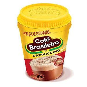 Café Brasileiro Cappuccino Tradicional 200g