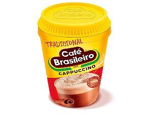 Café Brasileiro Cappuccino Tradicional 400g