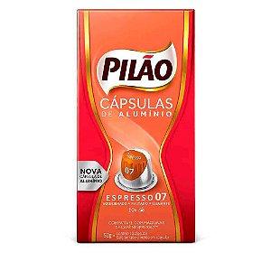 Café Pilão Expresso 07 cápsula (10 x 5,2g)
