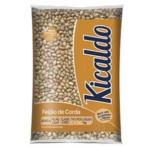 Feijão Kicaldo Corda T.1. 1kg
