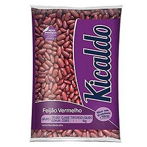 Feijão Kicaldo Vermelho T.1. 1kg