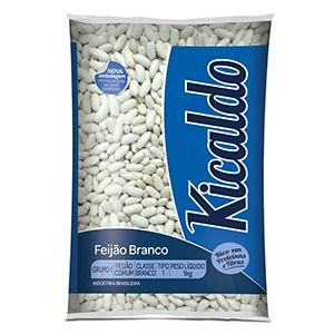Feijão Kicaldo Branco T.1. 1kg